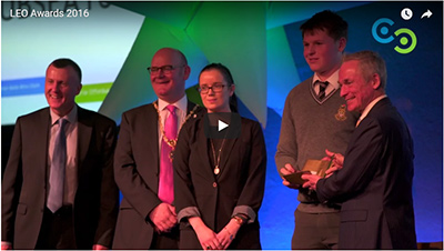 Sky Business Centres supports the 2016 LEO Dublin City Student Enterprise awards