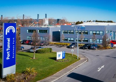 Sky Business Centres Clonshaugh Aerial