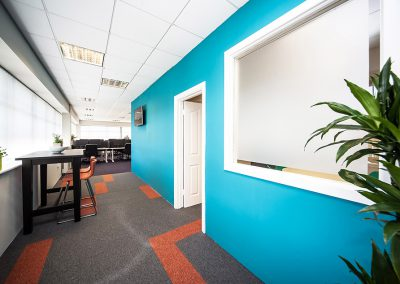 Sky Business Centres Damastown Office