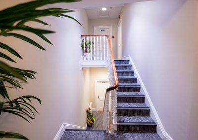 Sky Bussiness Centres Clontarf Stairways