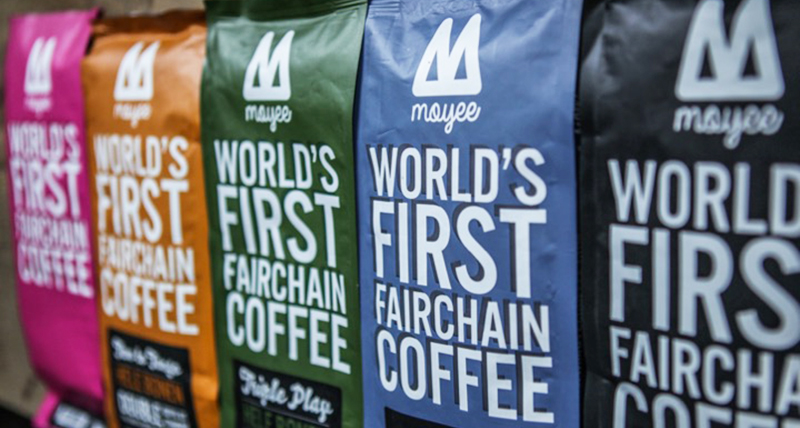 Moyee Coffee Beans