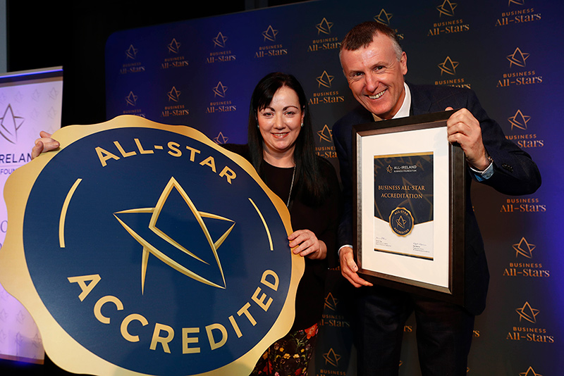 All Star Accreditation - Sky Business Centres