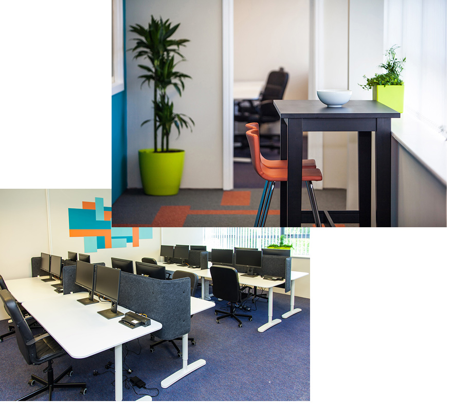 Open Plan Serviced Office