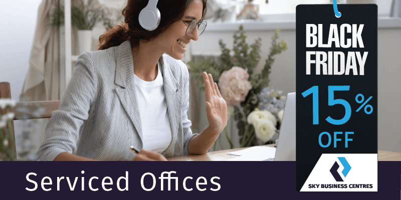 Serviced Offices Black Friday Offer