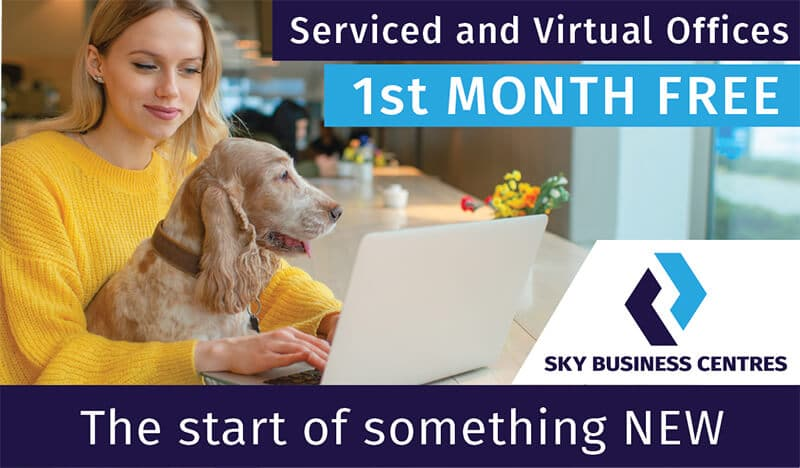 Sky Business Centres ServicedOffice Dublin Chamber Of Commerce