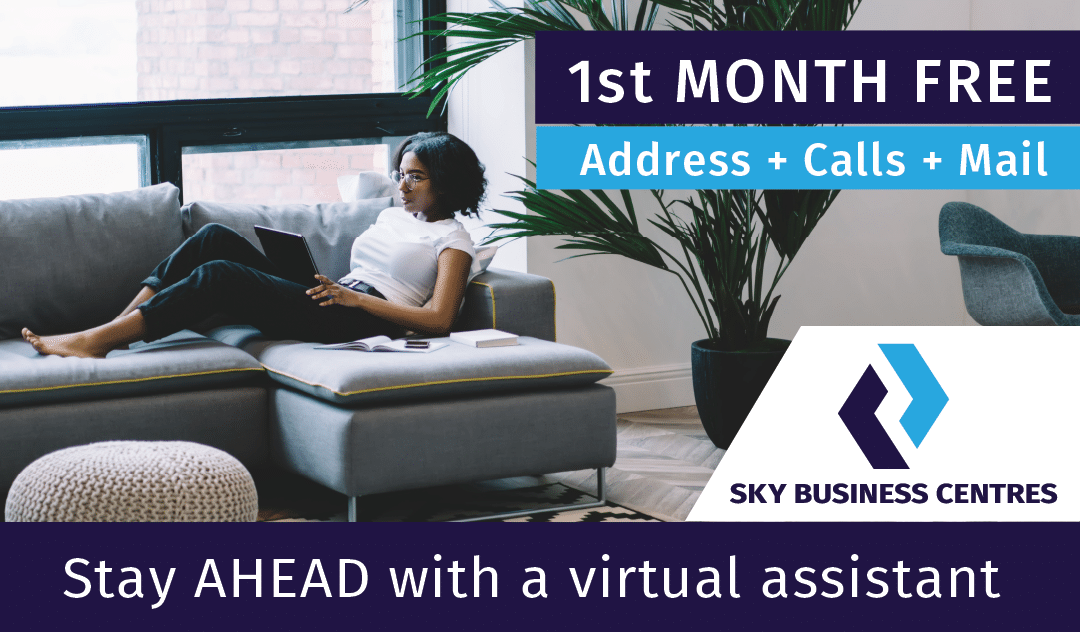 Dublin Chamber of Commerce and Sky Business Centres Virtual Office Dublin